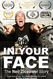 In Your Face: The Neil Zlozower Story Poster