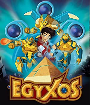 Where to stream Egyxos