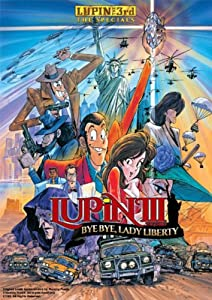 Lupin the Third: Bye Bye, Lady Liberty in hindi free download
