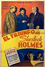 The Triumph of Sherlock Holmes(1935) Poster - Movie Forum, Cast, Reviews