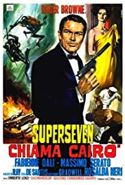 SuperSeven Calling Cairo Poster