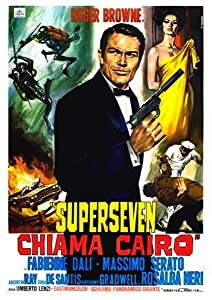 Best free hd movie downloading sites Superseven chiama Cairo by Umberto Lenzi [mpg]