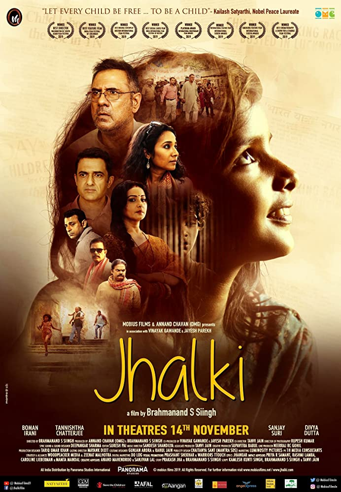 Jhalki 2019 Hindi 720p WEBRip 1.1GB With ESub