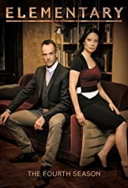 Elementary - Season 4: The Sign of Fourth Poster