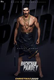 Bachchan Pandey Poster
