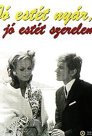 Jó estét nyár, jó estét szerelem Poster