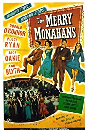 The Merry Monahans Poster