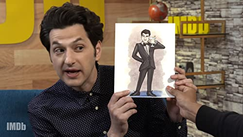 Ben Schwartz Is Don Corleone, James Bond, and Pennywise