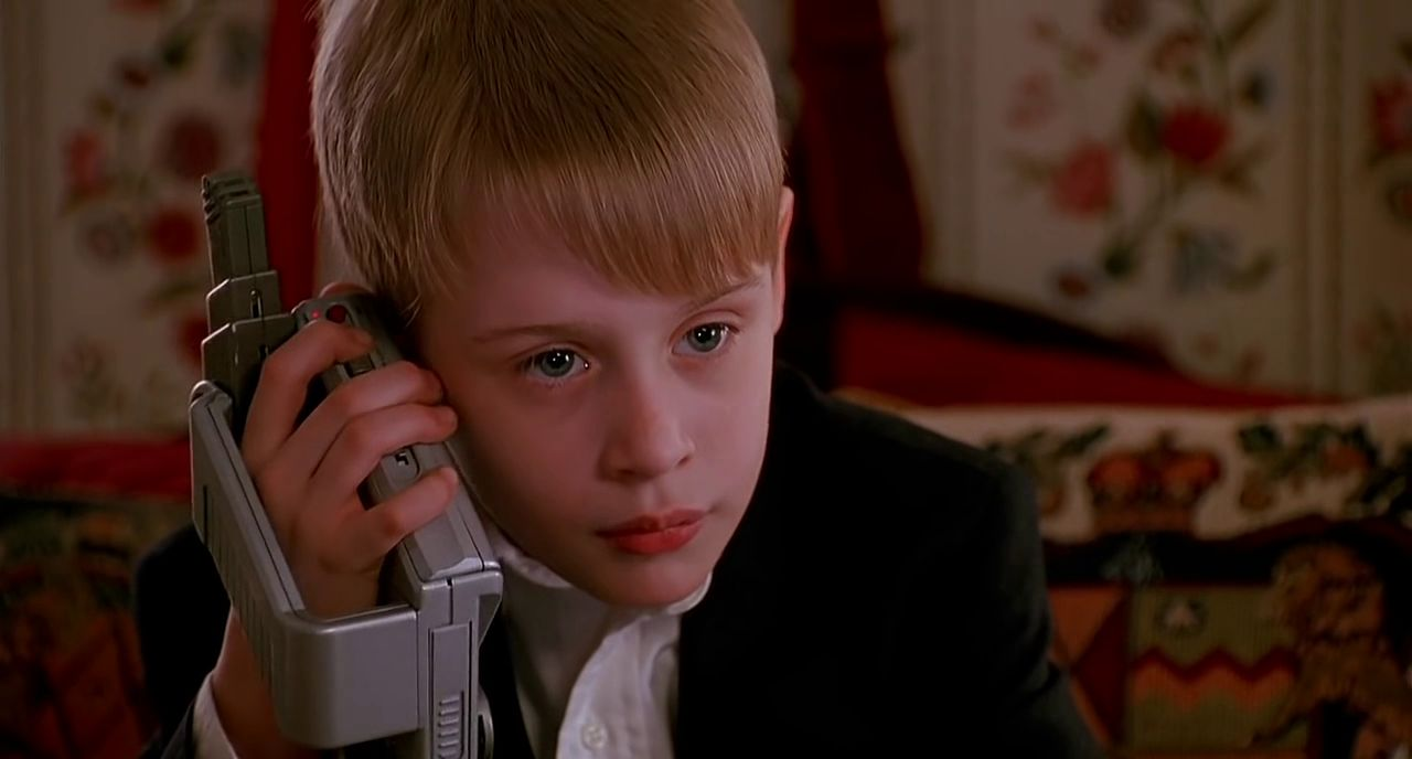 Macaulay Culkin in Home Alone 2: Lost in New York (1992)