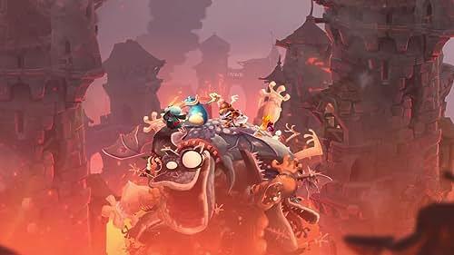 Rayman Legends: Next Gen Launch Trailer