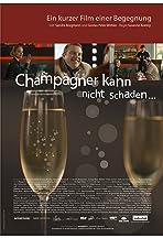 Champagner kann nicht schaden
