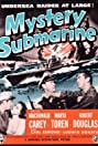 Mystery Submarine (1950) Poster