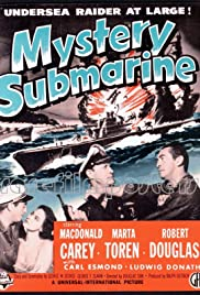 Mystery Submarine Poster