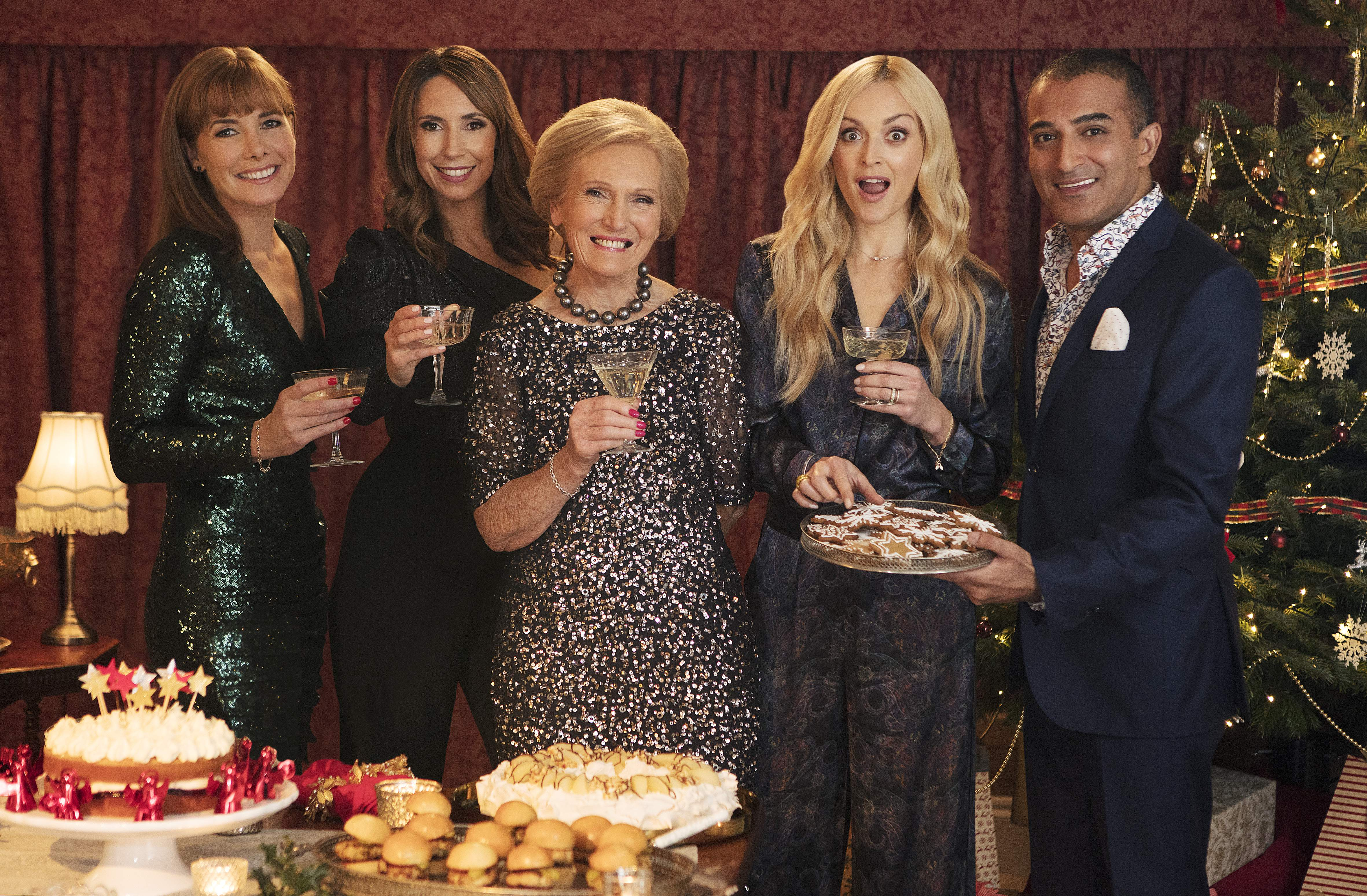 Mary Berrys Christmas Party 2020 Mary Berry's Christmas Party (2017)   IMDb