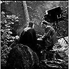 Ingmar Bergman and Bengt Ekerot in Bergman - Ett år, ett liv (2018)
