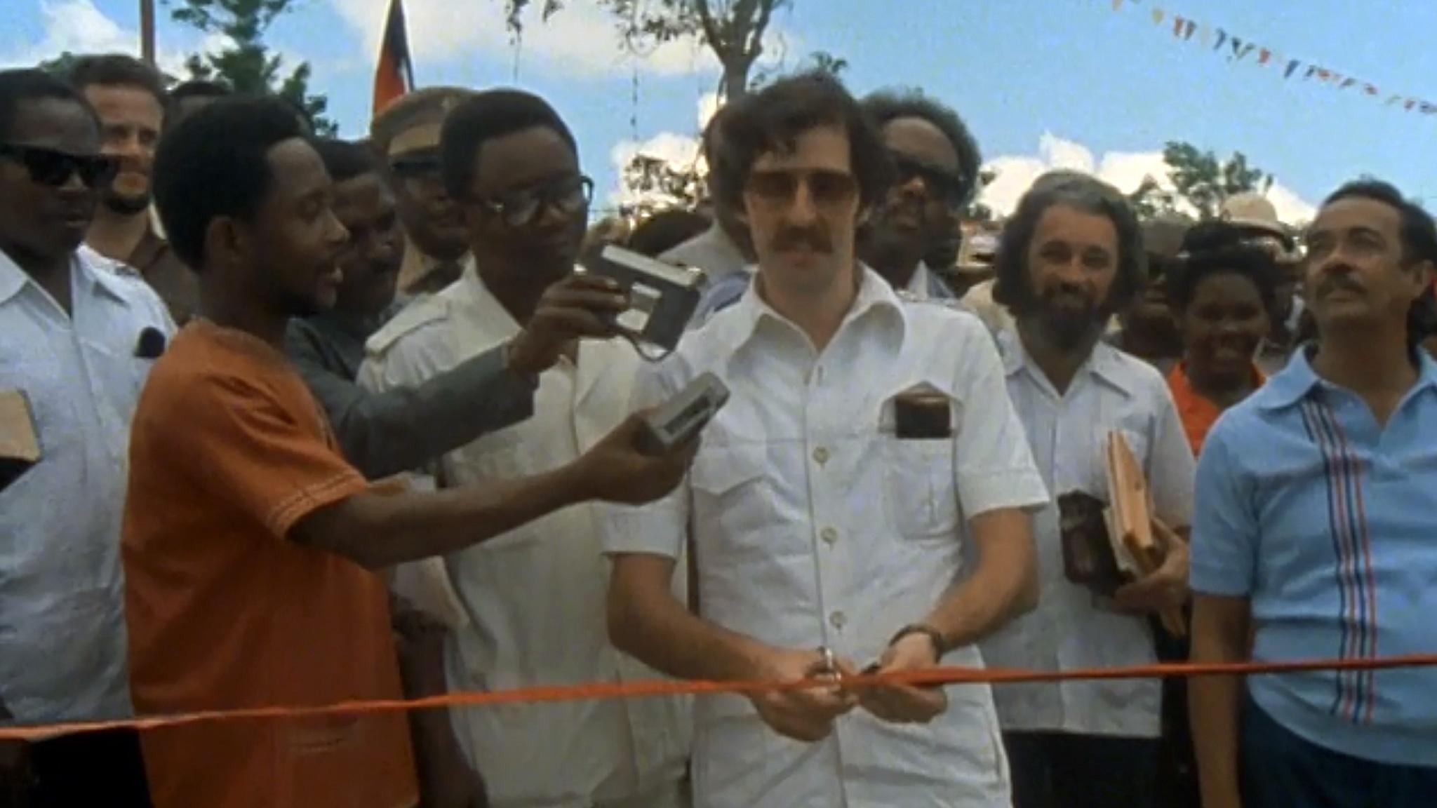 Un monologue Nord-Sud ((1982))
