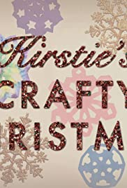 Kirstie's Crafty Christmas Poster