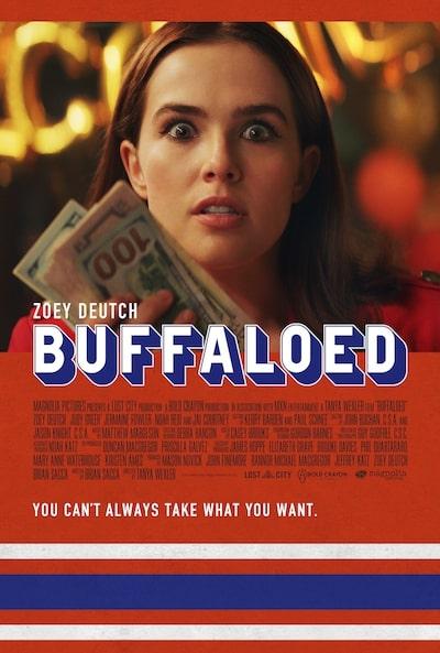 Buffaloed (2019) Unofficial Hindi Dubbed 720p HDRip Esubs DL