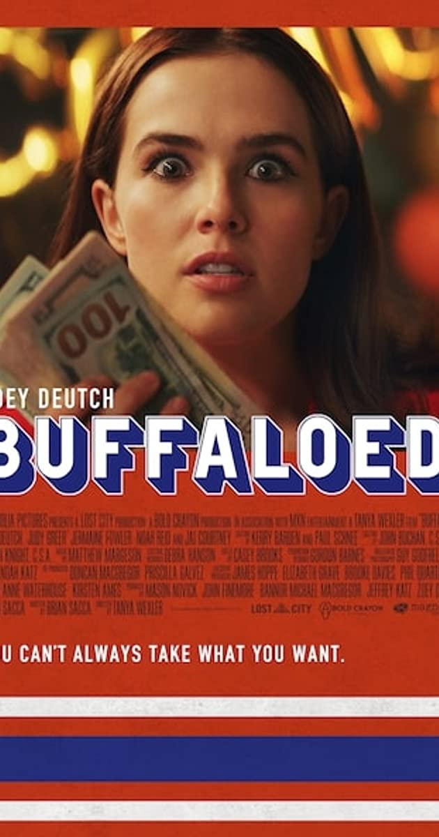 Subtitle of Buffaloed