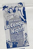 La Conga Nights (1940) Poster