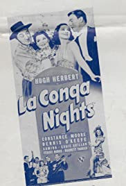 La Conga Nights Poster