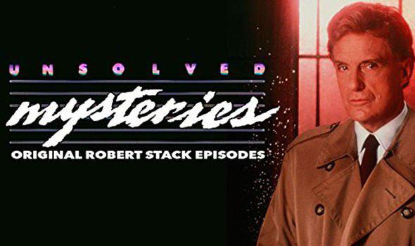 Robert Stack in Unsolved Mysteries (1988)