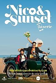Nico & Sunset Poster