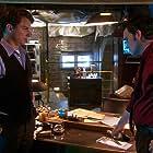 John Barrowman and Gareth David-Lloyd in Torchwood (2006)