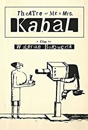 Mr. and Mrs. Kabal's Theatre Poster