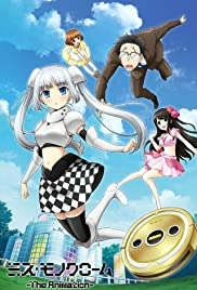 Miss Monochrome Poster