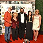 Doris Roberts, Frédéric von Anhalt, Gabriel Schmidt, Jacqueline Cereceres, and Jessica Duval at an event for Cinerockom (2012)
