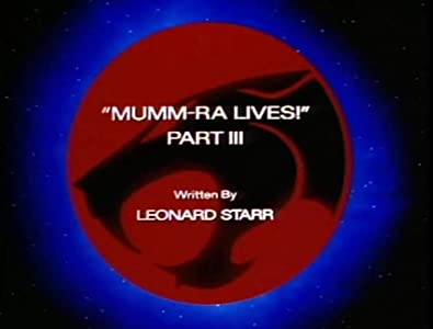 Connect pc tv watching movies Mumm-Ra Lives!: Part III [UHD]