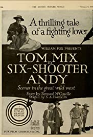 Six Shooter Andy Poster