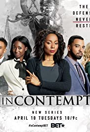 In Contempt Poster