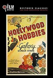 Hollywood Hobbies Poster