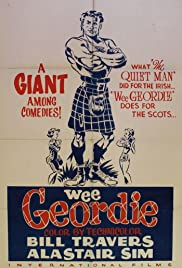 Wee Geordie (1955) Poster - Movie Forum, Cast, Reviews