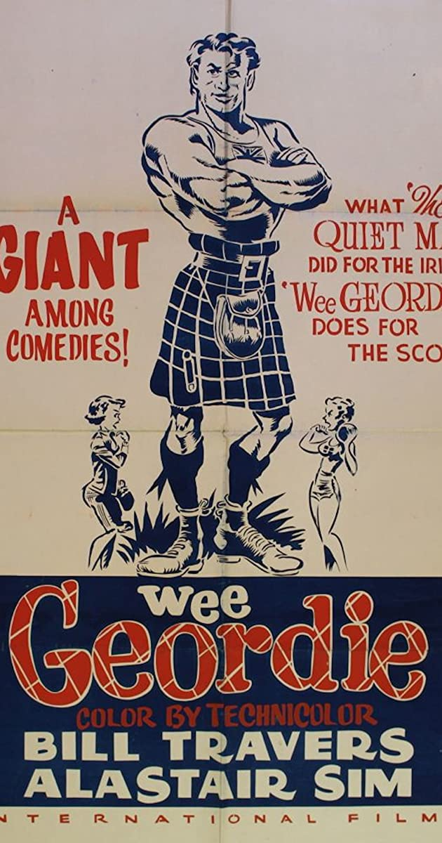 Wee Geordie (1955) - Wee Geordie (1955) - User Reviews - IMDb