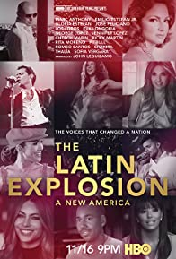 Primary photo for The Latin Explosion: A New America
