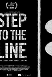 Step to the Line Poster