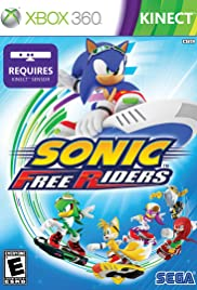 Sonic Free Riders Poster