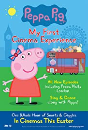Peppa Pig: My First Cinema Experience Poster