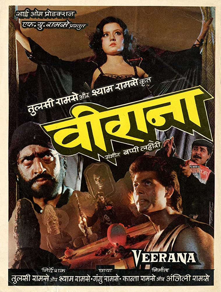Veerana 1988 Hindi 720p DVDRip 1.2GB Download
