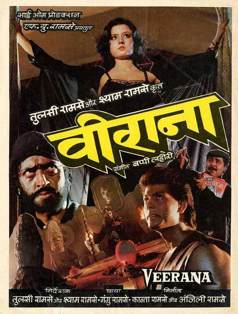 Veerana 1988 Hindi 720p DVDRip 1.2GB Download