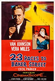 23 Paces to Baker Street (1956) 1080p
