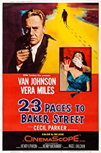 23 Paces to Baker Street by Nunnally Johnson