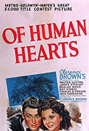 Of Human Hearts Poster