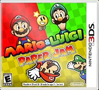 High speed movie downloads Mario \u0026 Luigi: Paper Jam [UltraHD]