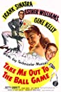 Take Me Out to the Ball Game (1949) Poster
