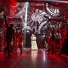 Sergey Lee, Denis Demkiv, Ekaterina Guseva, and Natalya Bystrova in Anna Karenina: Musical (2018)