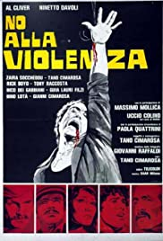No alla violenza Poster